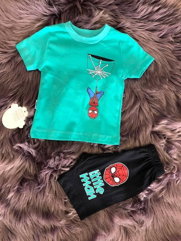 1 2 3 4 age summer children's clothing wholesale double suit M5