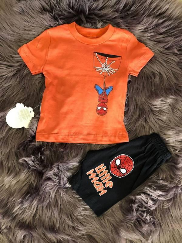 1 2 3 4 age summer children's clothing wholesale double suit M6