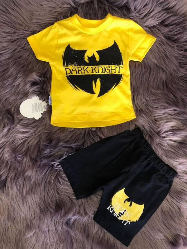 1 2 3 4 age summer children's clothing wholesale double suit M8