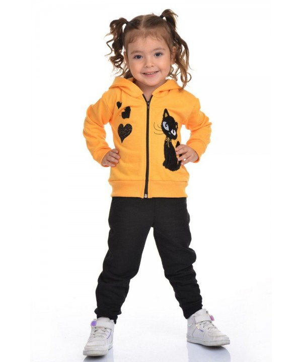 sweet girl tracksuit set 3/10 ages melon