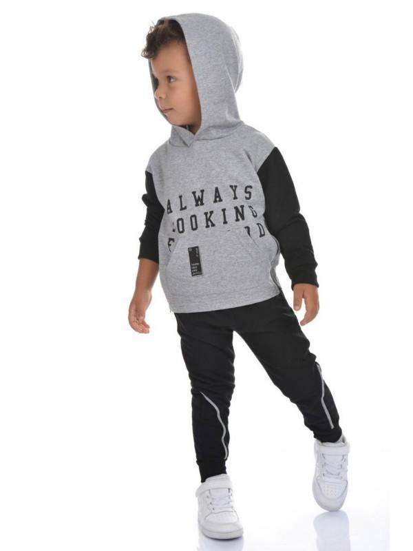 интернет-магазин оптовой детской одежды 2/8 лет серого цвета