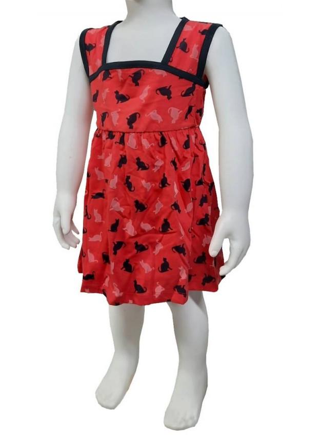 1-2-3-4 года ассортимент1 платье для девочек $ 0,95 минимум 40 шт