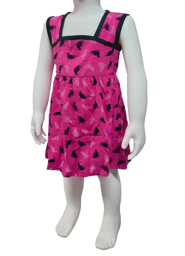 1-2-3-4 года, ассортимент: 2 платья для девочек $ 0,95 минимум 40 шт.