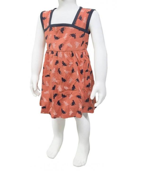 Возрастной ассортимент 1-2-3-44 платья для девочек $ 0,95 минимум 40 шт.